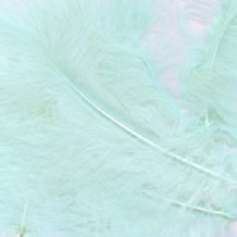 Light Blue Feathers for Balloons - Eleganza 8g Bag 1PK